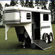 North Dakota Horse Trailers