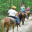 Wyoming Horseback Riding Trails