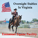 Overnight Stable in Virginia